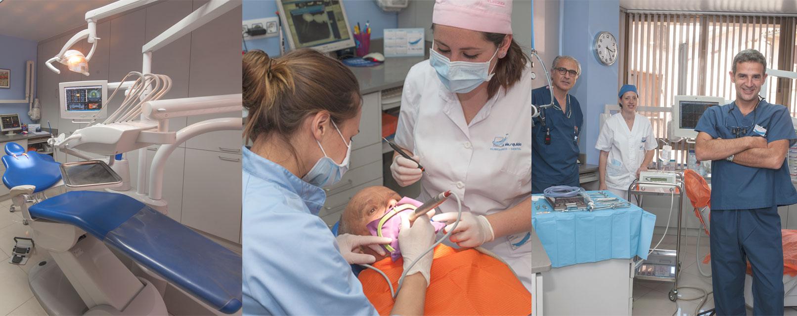 Estilo propio de atención odontológica